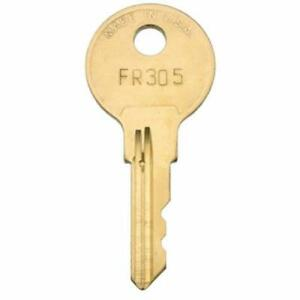 Steelcase Fr637 File Cabinet Desk Cubicle Mobile Pedestal Replacement Key