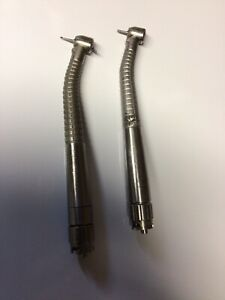 2 Midwest Tradition Latch type Fiber Optic Highspeed Handpiece