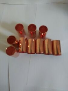 Nibco 3 4 Copper Coupling Without Stop Lot Of 10