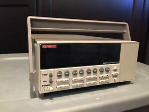 Keithley 6485 Single channel Picoammeter With Gpib Rs 232 New In Box