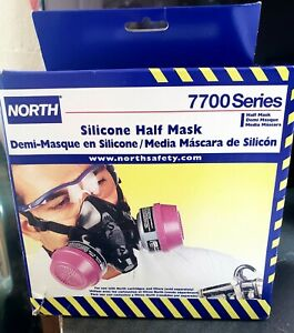 Honeywell North 770030l Large Respirator Face Piece Silicone