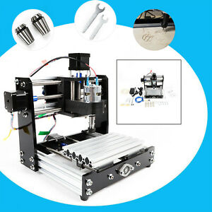 3 Axis Cnc Router Engraving Cutting Engraver 1018 Pvc Metal Wood Milling Machine