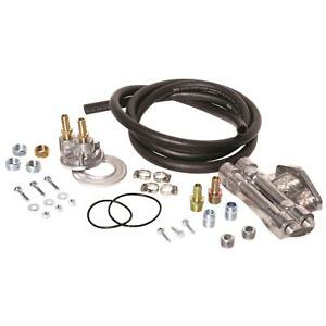 Perma Cool 10795 Universal Dual Oil Filter Relocation System Kit