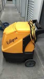 Used Eclipse Portable Extractor carpet Cleaning Machine Used 2 Times