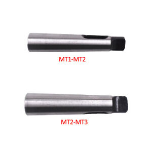 New Mt2 mt1 Mt3 mt2 Arbor Morse Taper Adapter Reducing Drill Sleeve For Lathe