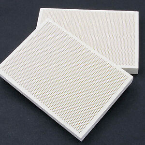 Honeycomb Refractory Heat Insulation Welding Brick For Jewelry Processing Making