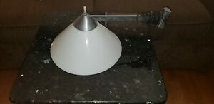 Herman Miller George Nelson Css White Cone Arm Lamp Comprehensive Storage System