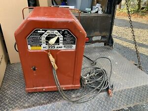 Lincoln Electric Ac 225 s Arc Welder