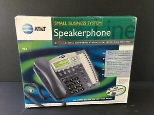 At t 984 Small Business System Speakerphone