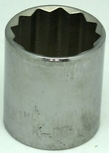 K D Tools 1 2 Drive 30mm 12 Point Socket 53 8130 Made In Usa