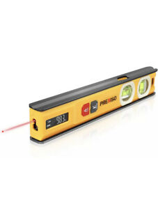 Prexiso 2 in 1 Laser Measure And Torpedo Level 65ft Laser Distance Measure Buil