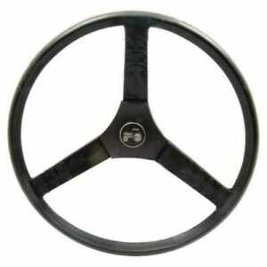 Steering Wheel Compatible With Fiat Oliver 1370 1265 1365 1355 White 2 50 2 60