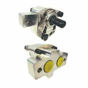 Hydraulic Pump Compatible With International 424 444 330 2424 2404 340 2444 404