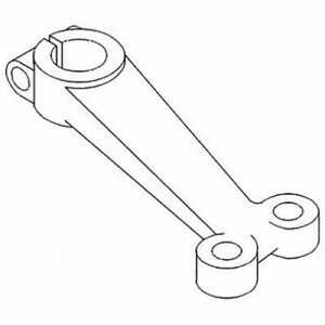 Steering Arm Center Compatible With Oliver 1655 1755 1555 1600 1750 1850 1855