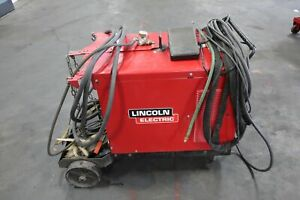 Lincoln Electric Square Wave Tig 275 Welder