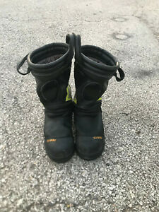 Globe Leather Firefighter Boots