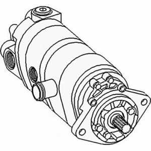 Hydraulic Pump Compatible With Case 2470 2670 A141223