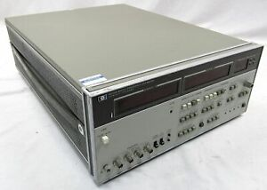 Hp 4275a Multi frequency Lcr Meter Option 002