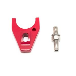 Red Billet Sbc Bbc Chevy Distributor Hold Down Clamp 283 327 350 396 454 V8