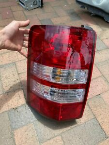 2008 2012 Jeep Liberty Driver Side Left Taillight Tail Light