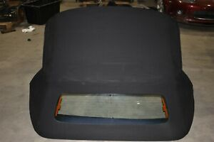 97 04 Corvette C5 Convertible Top Manual Assembly With Frame Aa6760