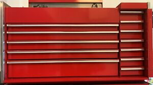 Snap On Tool Box And Side Tray Rick Mears Special Edition