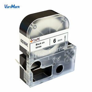 Varimark Printable Heat Shrink Tubing Label Tape Replacement Lable Maker W8f5