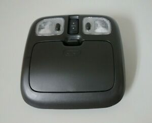 2008 2012 Ford Escape Overhead Console Dome Map Light Sunroof Switch Black Oem