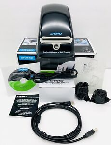 Dymo Labelwriter 450 Turbo Highspeed Thermal Label Printer For Pc mac New In Box
