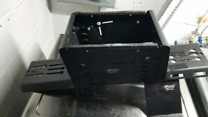 Gamber Johnson Police Radio Command Console fits 98 2011 Ford Crown Victorias