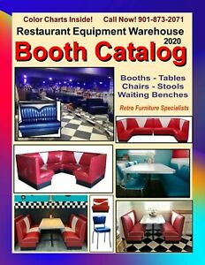 Booth Catalog Booths Tables Chairs And Stools Pdf Document
