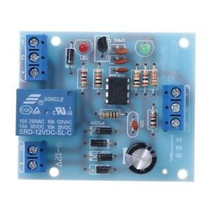 Dc 12v Low Pressure Water Level Controller Switch Sensor Module Auto Pumping