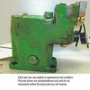 Used Selective Control Valve W Iso Couplers Compatible With John Deere 4230