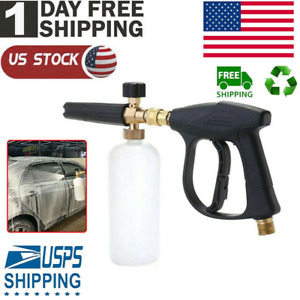 Ruler Foam Cannon Lance With 1 4 Standard Quick Connector Pressure Washer Gun