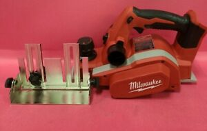 Milwaukee 2623 20 M18 Cordless 3 1 4 Planer tool only