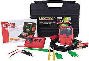 Power Probe Ppect3000 Diagnostic Electrical Short Finder Kit New