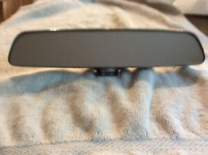Vintage Original Gm Rear View Day Night Mirror Guide Glare Proof Great Condition