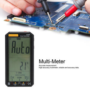 620a Multimeter Smart Digital Automatically Shifting Gear Voltage Current Tester