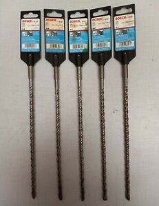 Bosch 5 16 X 12 Sds Plus Rotary Hammer Bits flat Shipping Rate