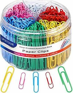 Paper Clips Medium And Jumbo Paper Clips Durable And Rustproof
