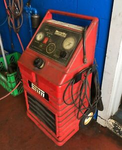 Snap On Motorvac Carbonclean Carbon Cleaning Removal System Diesel Tune Machine
