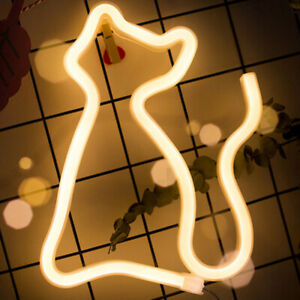 Photo Props Indoor Outdoor Neon Ribbon Boat Garden Lawn Bar Led Sign Decoration