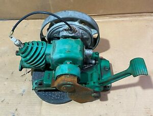 Great Running Maytag Model 92 Gas Engine Hit Miss Sn 686470
