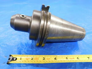 Cat50 Valenite 1 2 I d Solid End Mill Tool Holder 5 3 Projection V50ct e50