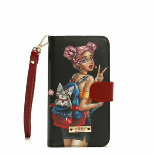 Nikky By Nicole Lee Universal Adjustable Cell Phone Case amp; Wallet Variety $20.12
