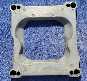 Thermoquad To Square Board Carburetor Adapter Spacer Plate