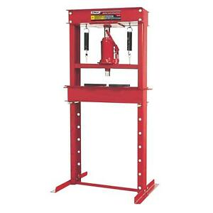 Ranger 5150496 20 Ton Shop Press Up To 40000 Pounds Of Pressure