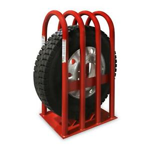 Ranger 5150315 4 Bar Tire Inflation Cage 16 Inch Max Tire Width