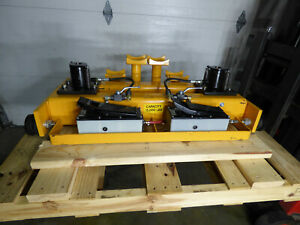 15 000 Lb Axel Jack Air Over Hydraulic Rolling On Track New Way Kool