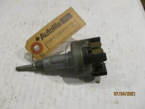 1967 Ford Galaxie 2dr And 4dr Windshield Electric Wiper Switch Two Speed Nos